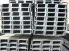 Mild channel bars U section steel