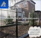 Euro garden fence