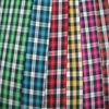 stock ribstop pattern yarn dyed taffeta of garment lining