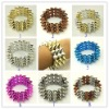 Xmas Gift Cheap promotion Spike Punk bracelet