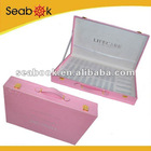 PU wood gifts box/Gift packaging box