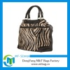 2012 newly arrival all kinds of fashion bags zebra-stripe