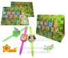 New Design Different Faces Watch Toy Candy