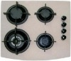 4burners built-in gas stove
