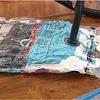 60x80CM PET+PA 6MM Vacuum compressed bag