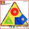 montessori toys wooden puzzle conform to EN71/ASTM