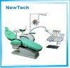 512F luxury dental unit with chair