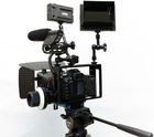 Good Quality Cheap Professional DSLR Rig Wholesale China Video
