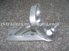 New Zealand trailers coupler