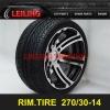 270/30-14 ATV Tires,ATV Rim,ATV Wheel