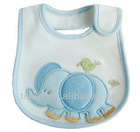 Wholesale white bibs for baby