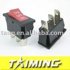 SPDT rocker switch KCD2-103