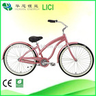 lady's beach cruiser bike