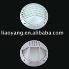 IP54 die cast Aluminum bulkhead light