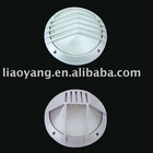 IP54 die cast Aluminum bulkhead light