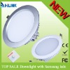 High brightness 6 inch 20w dimmable downlight housing