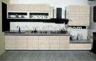 Modern MDF kitchen cabinet set