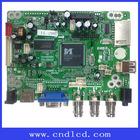 LCD AD board/HD AD board for car display/USB media play