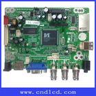 LCD AD board/HD AD board for car display/USB media play