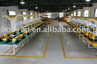 Automatic BLA-CA parking car lift of corner of assembling workshop for