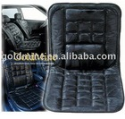 leather Lumbar Cushion patch leather car cushion car seat mat