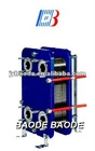 BS60 Series Stainless steel 316L/304 Plates NBR,VITON Gasket Plate Heat Exchanger for oil to water heat exchanging