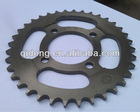 S45C wear-resisting drive pinion gear low friction