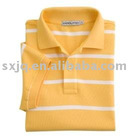 Bright color polo shirt