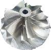 Billet Compressor Wheel (Machined Compressor Wheel)