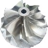 Billet Compressor Wheel (Machined Compressor Wheel)