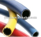 Flexible Red/ black/ blue rubber air hose
