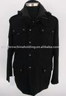 fashion coats,man's Wool suiting,Windbreaker