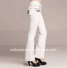 2011 hot sale ! women's fashion casual long trouser