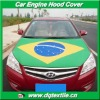 2014 FIFA Brzil flag car Engine Hood Cover