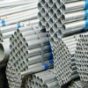 Galvanized seamless pipe