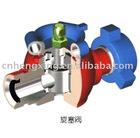 API High pressure plug valve