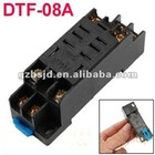DTF-08A 8Pins Relay Socket