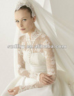 Grace Superior Long sleeve Lace wedding dress 2013