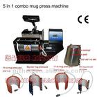multi-purpose heat press machine