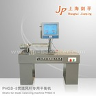 Cross Flow Fan Blade Balancing Machine