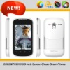 MTK6515 3.5inch capacitive android 2.3 unlock china phones