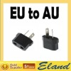 free shipping EU to AU mobile AC charger adaptor