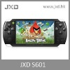 "JXD-S601 popular simulator android games with 4.3"" resistive touch"