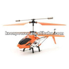 3.5-Channel Alloy RC Helicopter with Gyroscope (Orange)