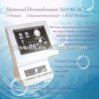 SL-07A Mini Microdermabrasion skin scrubber beauty equipment