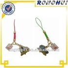 lovers/fashion metal/city moble phone strap