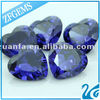 heart shaped synthetic tanzanite manufacturer