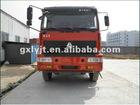 Sinotruk 6*4 howo 5.6 meters 1 5 ton truck