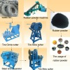 XKP350/400/450/560 Waste tire/tyre recycling plant