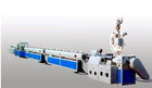 HDPE WATER SUPPLY PIPE extrusion plant